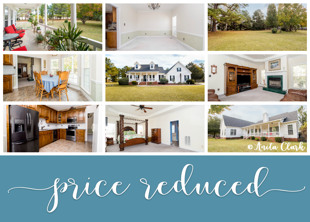 Price Reduced in the Cardinal Ridge Subdivision