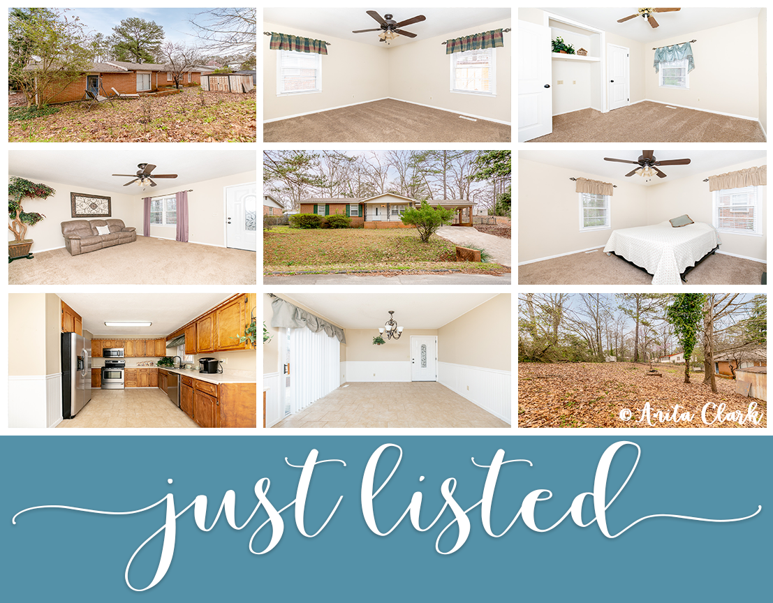 Just Listed in Sherwood Hills Subdivision