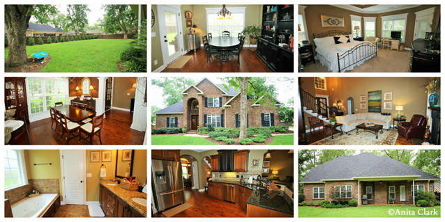 Home for Sale in Warner Robins GA in The Tiffany Subdivision