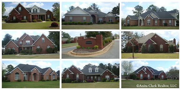 Homes for sale in bellemeade subdivision in warner robins ga for Home builders in warner robins ga