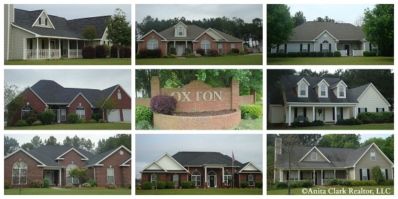 Homes for sale in oxton plantation subdivision in warner for Home builders in warner robins ga