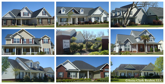 Homes for sale in the harrison pointe subdivision in for Home builders in warner robins ga