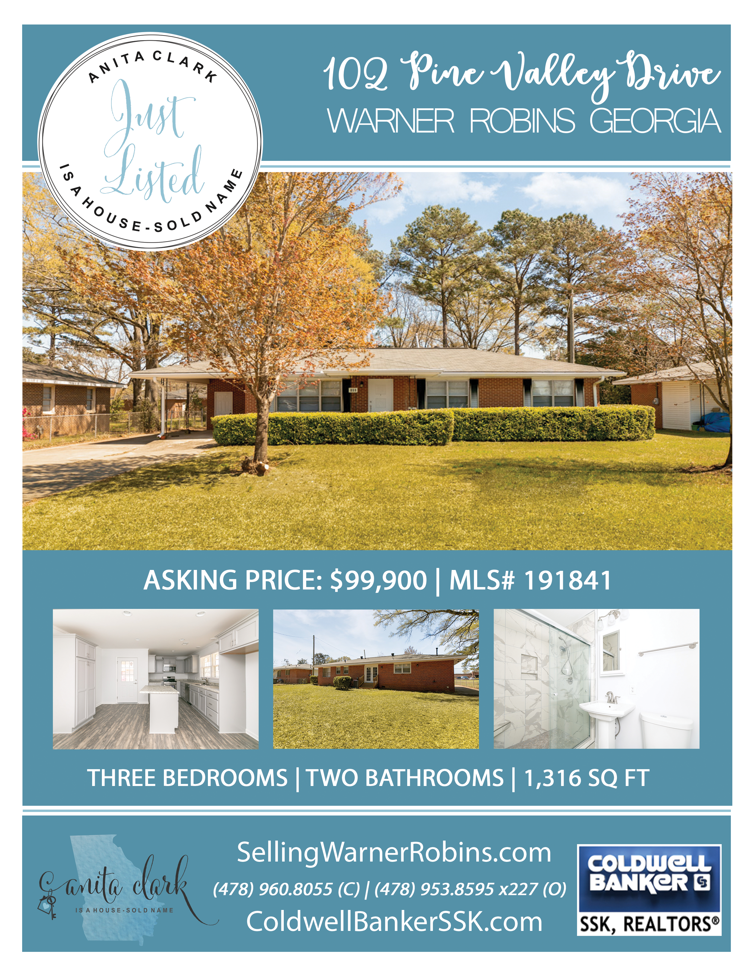 Just Listed in the Miller Hills Estate Subdivision