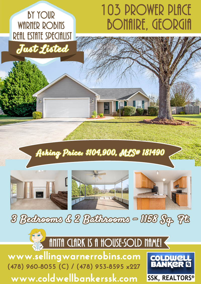 Just Listed in Pilgrims Rest Subdivision