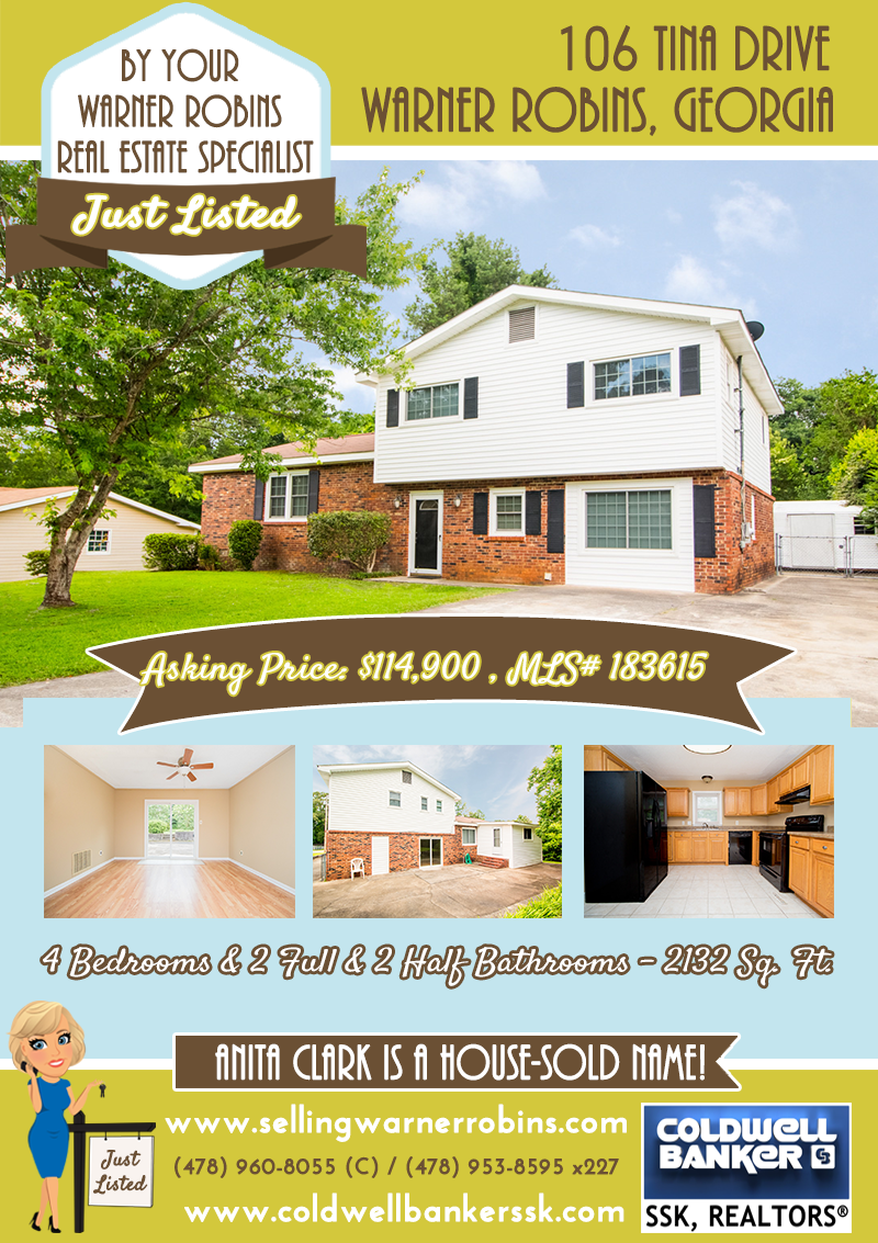 Just Listed in Shirley Hills Subdivision