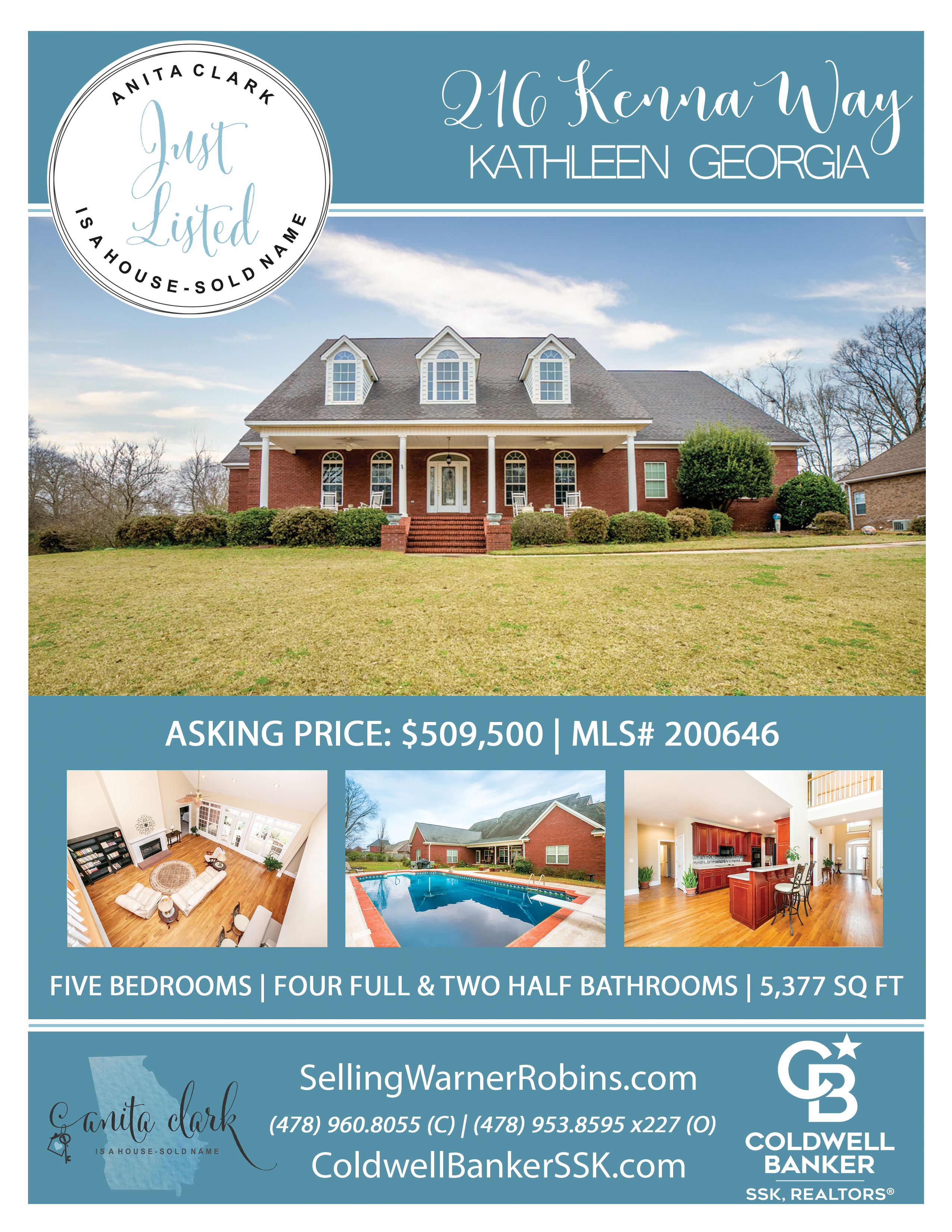 Just Listed in Harlington Downs Subdivision