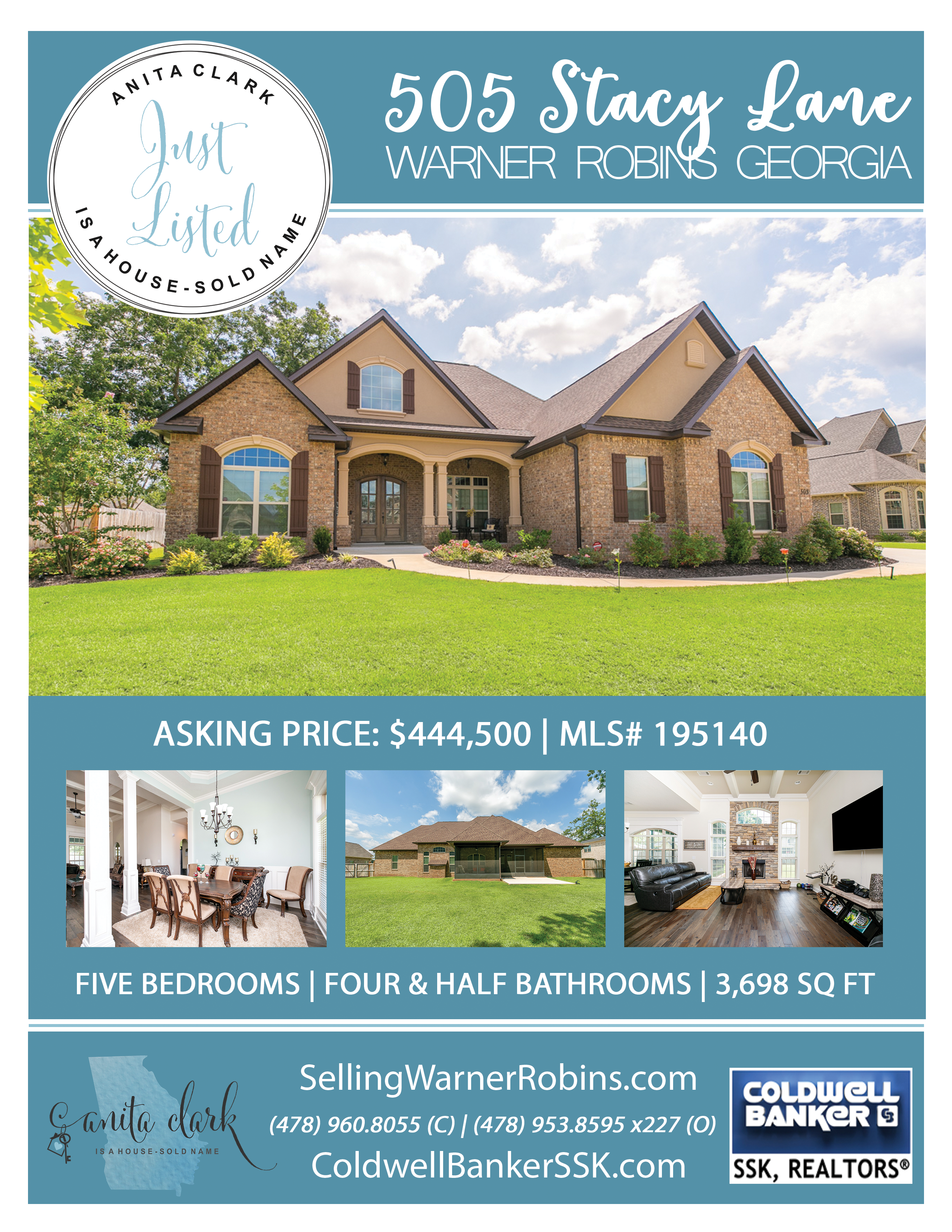 Just Listed in The Tiffany Subdivision