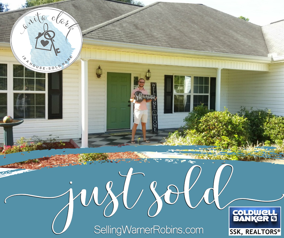 Sold in Hooper Hills Subdivision in Macon GA