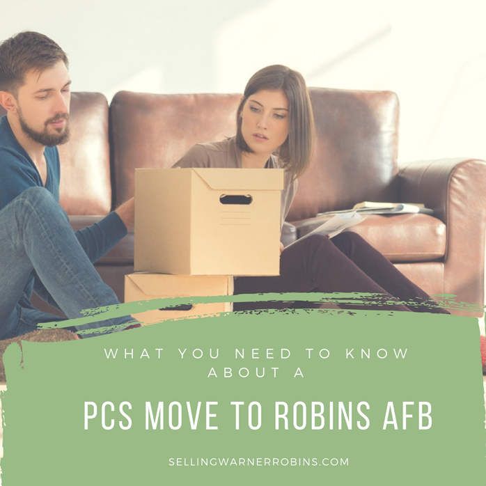 Warner Robins GA Real Estate- Your PCS move to Warner Robins GA doesn't have to be difficult.