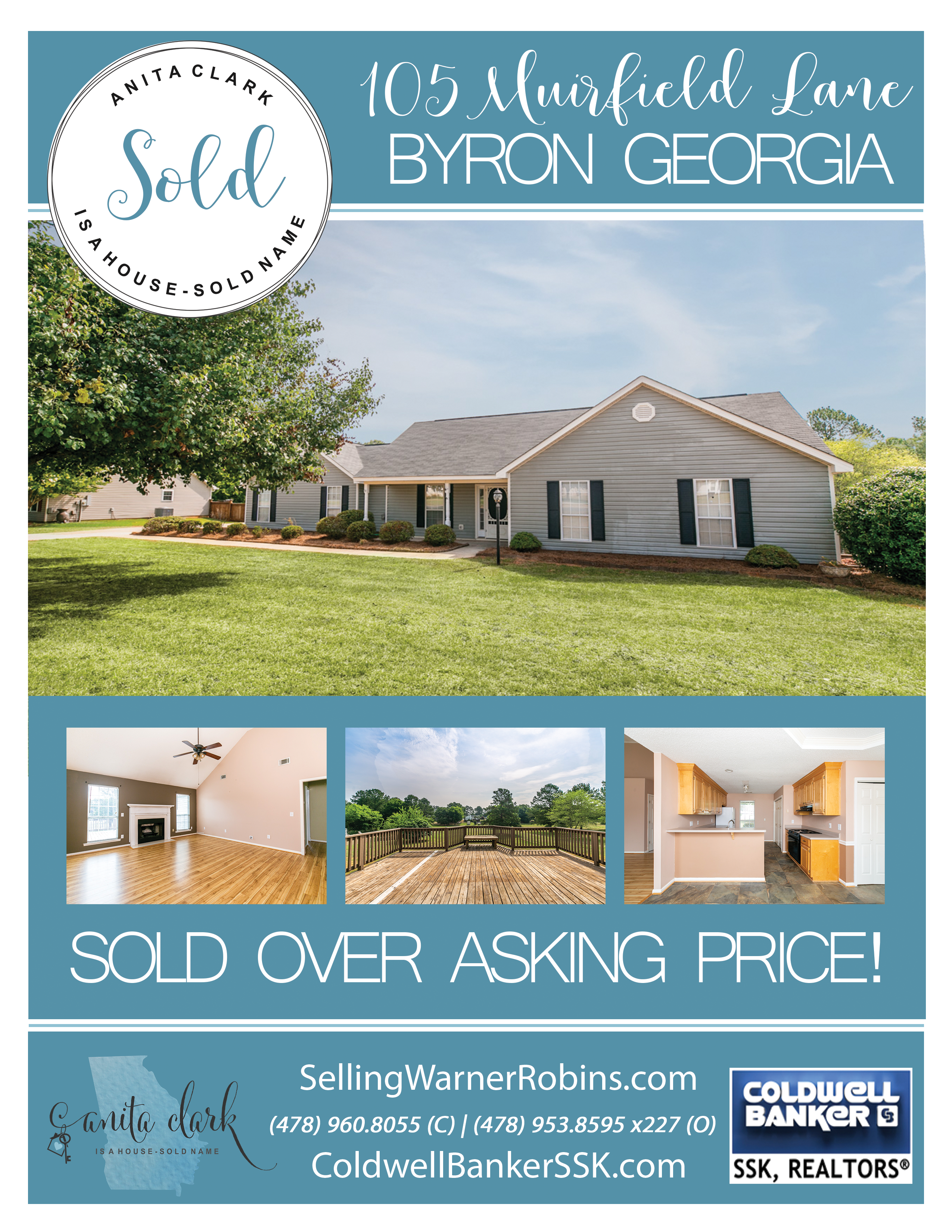 Sold in the Wexford Plantation Subdivision