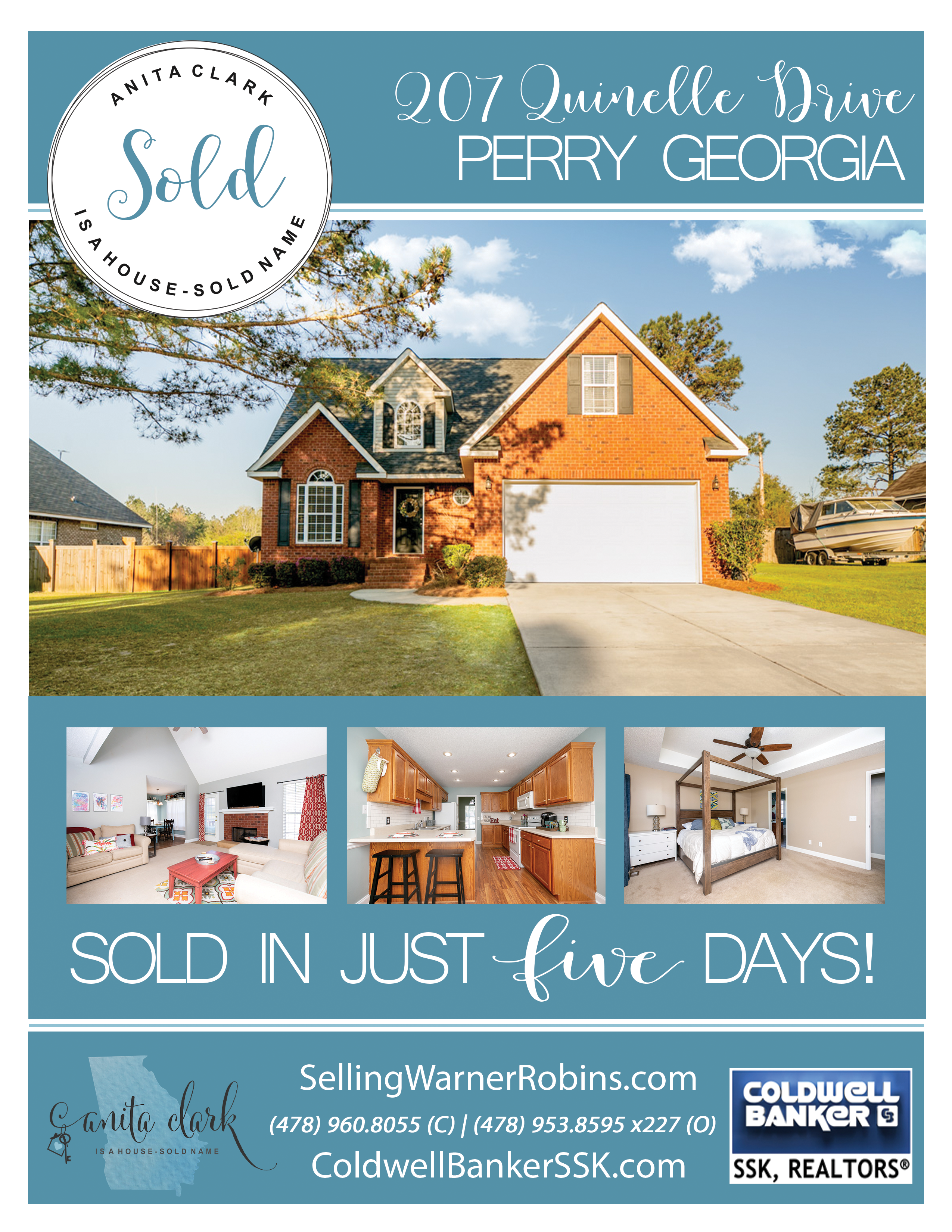 Sold in the Brendale Subdivision