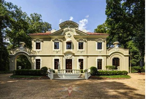 Click Here To See Additional Images Of This Luxury Home On West Paces Ferry