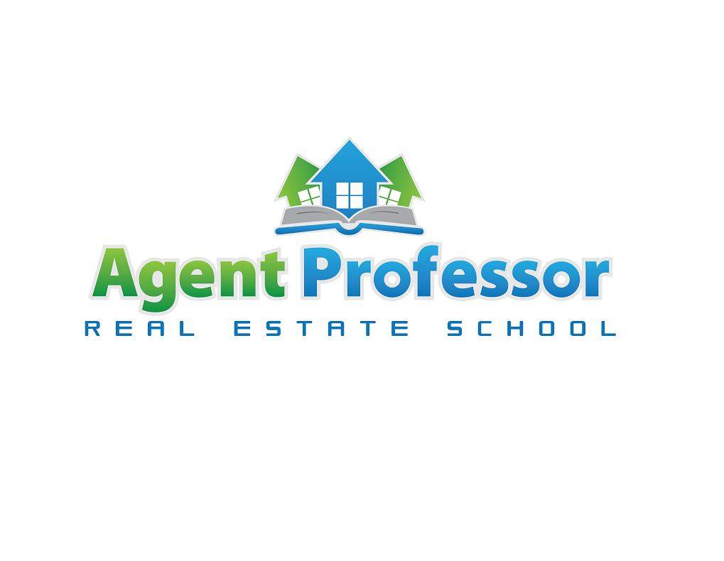 Agent Professor Utah Real Estate School Logo