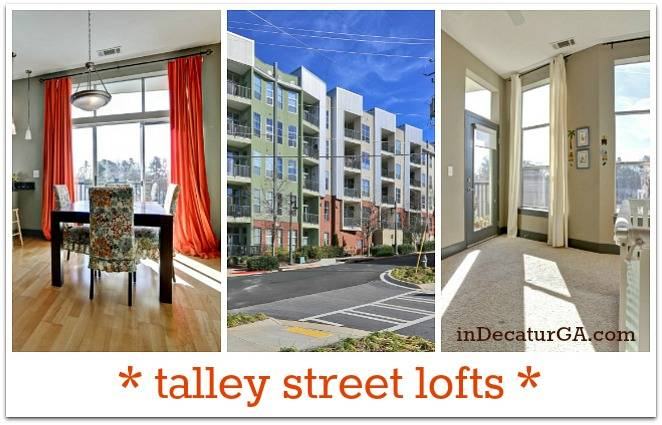 City of Decatur Loft for sale at 2630 Talley St