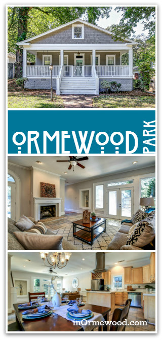 Ormewood Park homes for sale on Moreland Ave