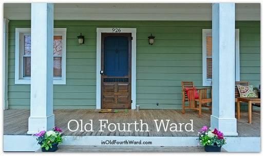 Homes in Old Fourth Ward Atlanta GA
