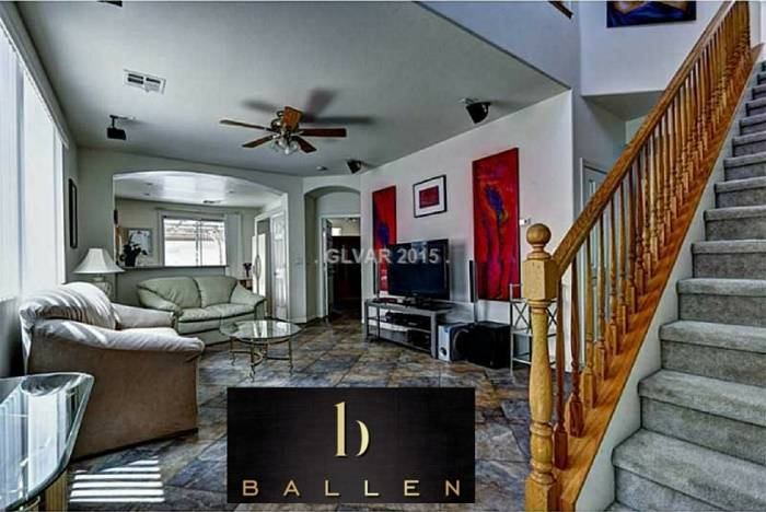 Lori Ballen Presents 8363 Golden Cypress Ave Las Vegas 89117 3 Bedroom Home For Sale Realty