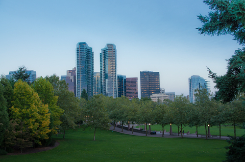 Bellevue WA Real Estate and Neighborhood Information