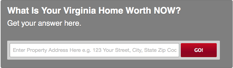 What's My home in Virginia Worth