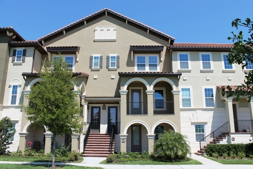 Lake mary townhome for rent gated fountain parke 3br 3 for Hawaii townhomes for rent