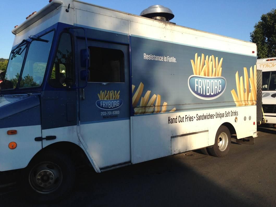 Fd S Famous Burgers Food Truck