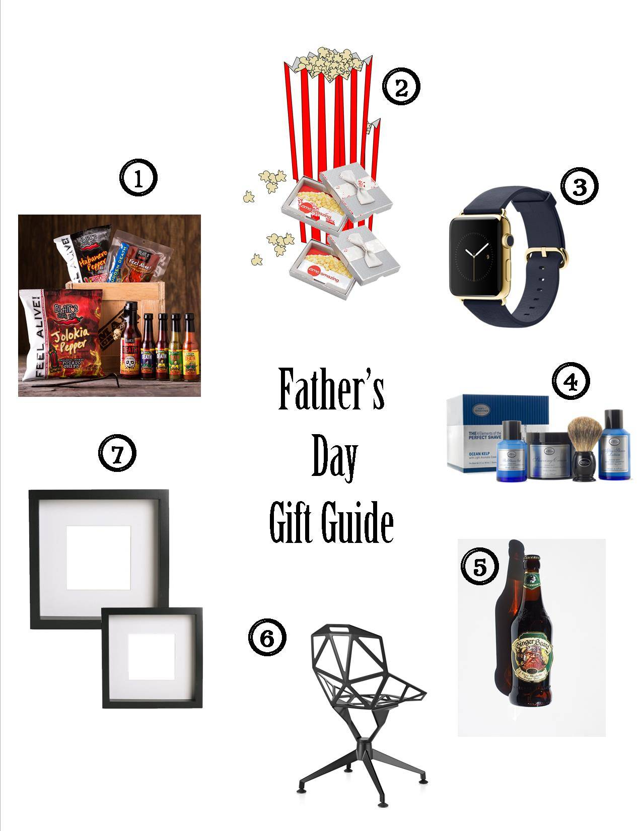 design2sell father's day gift guide
