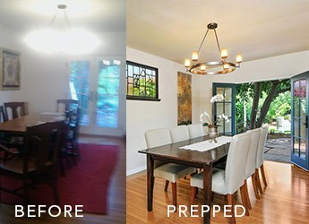 See the difference a before and prepped home can make.