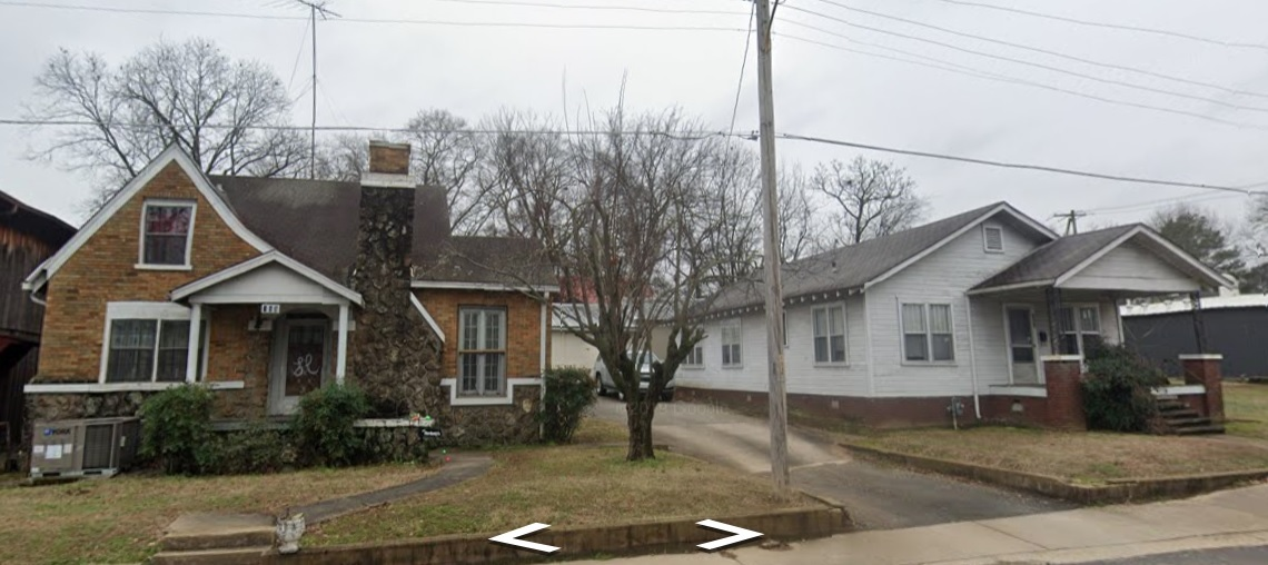 703 W Race Searcy AR  two houses down