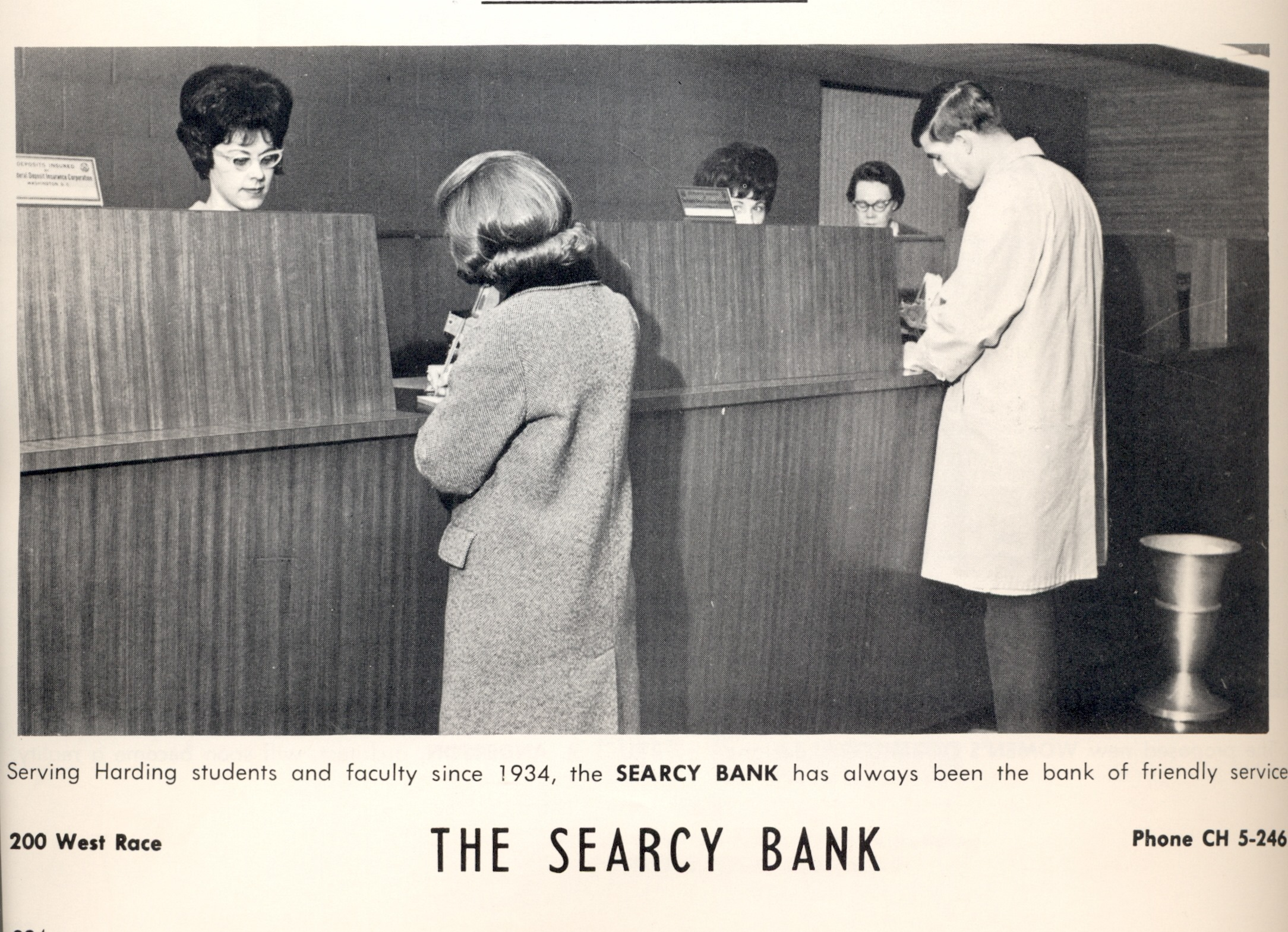 Searcy Bank Searcy AR
