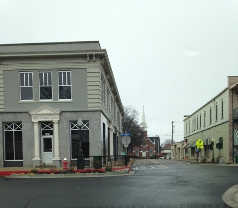 Arch Street Searcy AR today