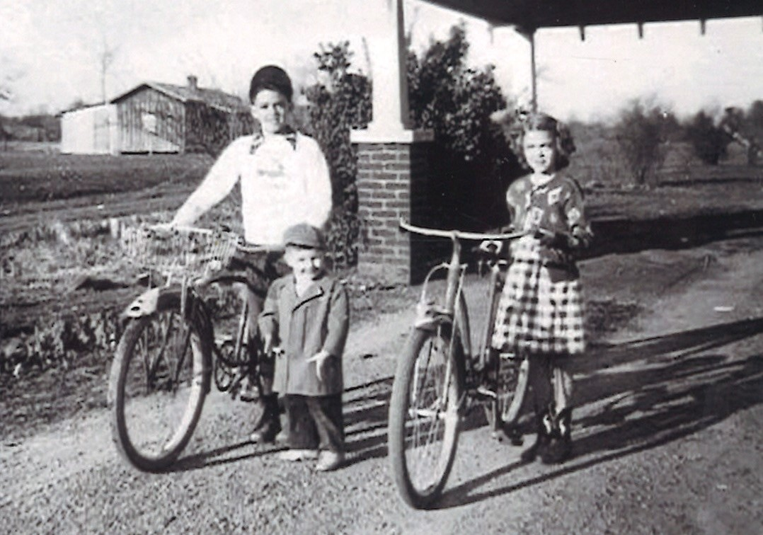 Beloved bicycles old pictures rodger and Barbara