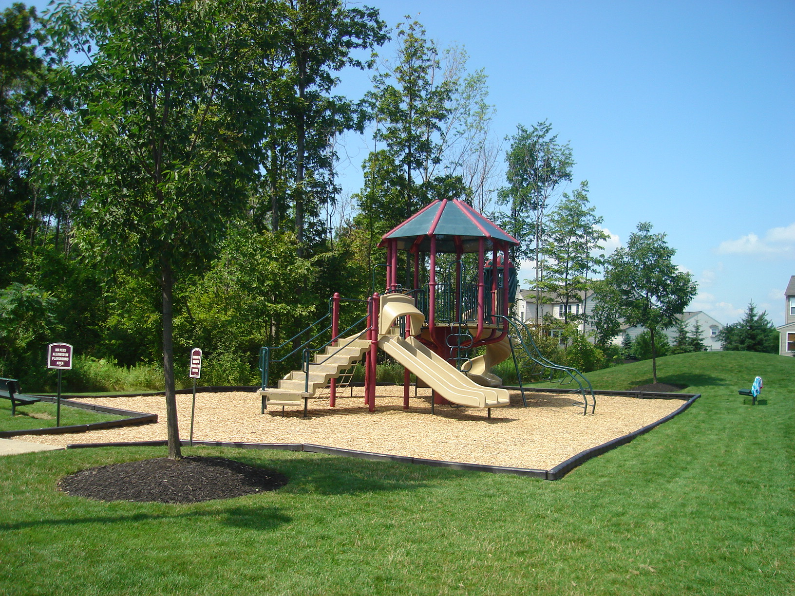 new hampton playground