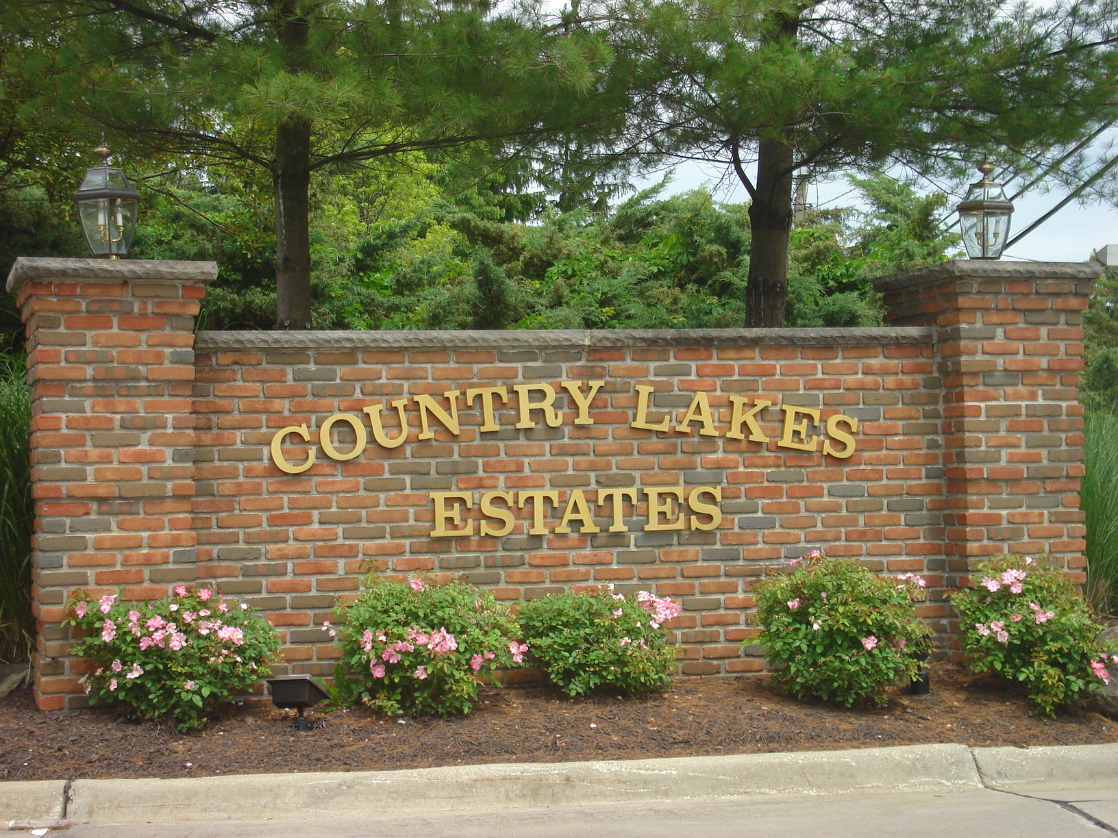 country lakes