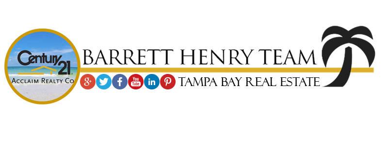 Barrett Henry Team logo