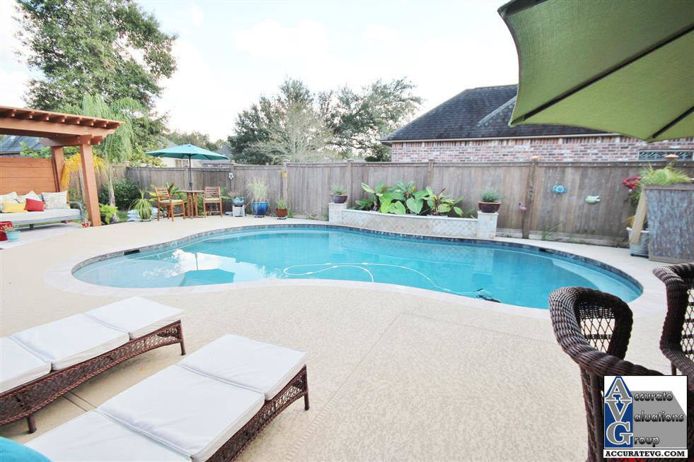 Baton Rouge Appraiser Advice On Adding Inground Pools