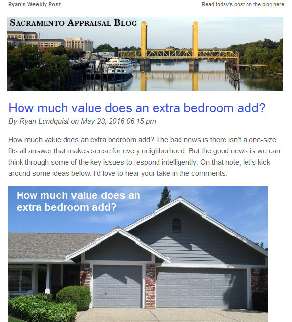 Are 4 Bedrooms Worth More In Baton Rouge Appraisals
