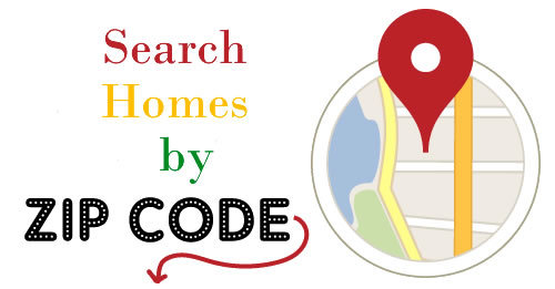 Search homes for sale by zip code image