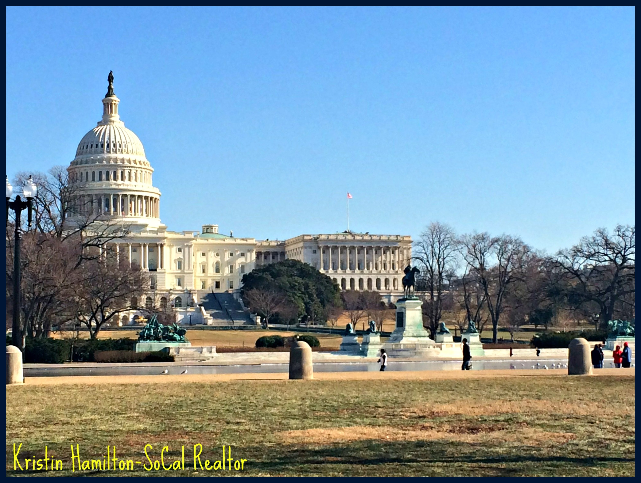 My Pictures of Washington DC and the history of president's day