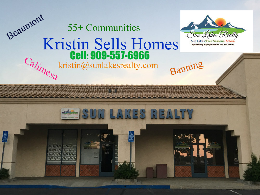 Sun Lakes Realty Realtor in 55+ Communities