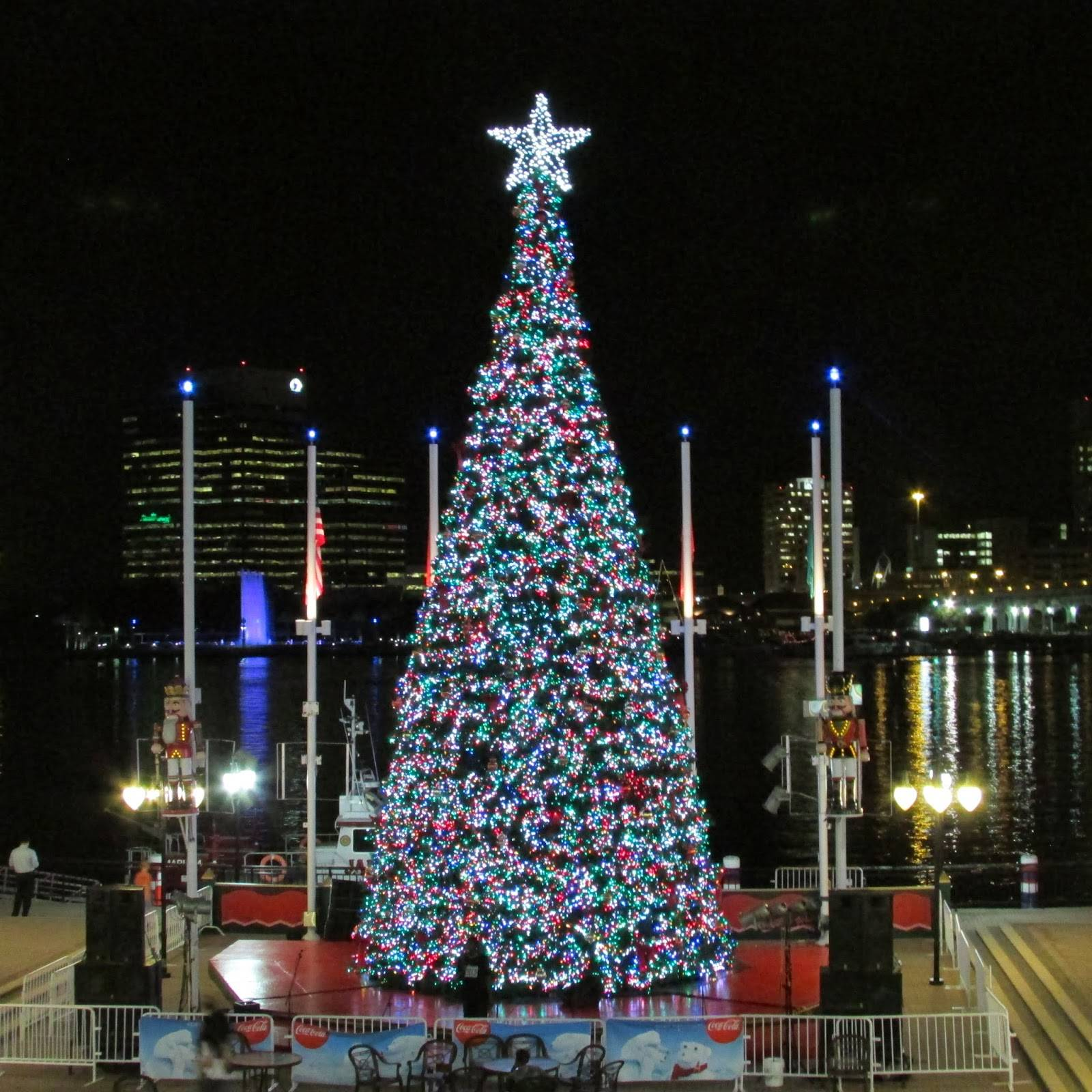 2014 National Christmas Tree Lighting: Jacksonville Holiday Events