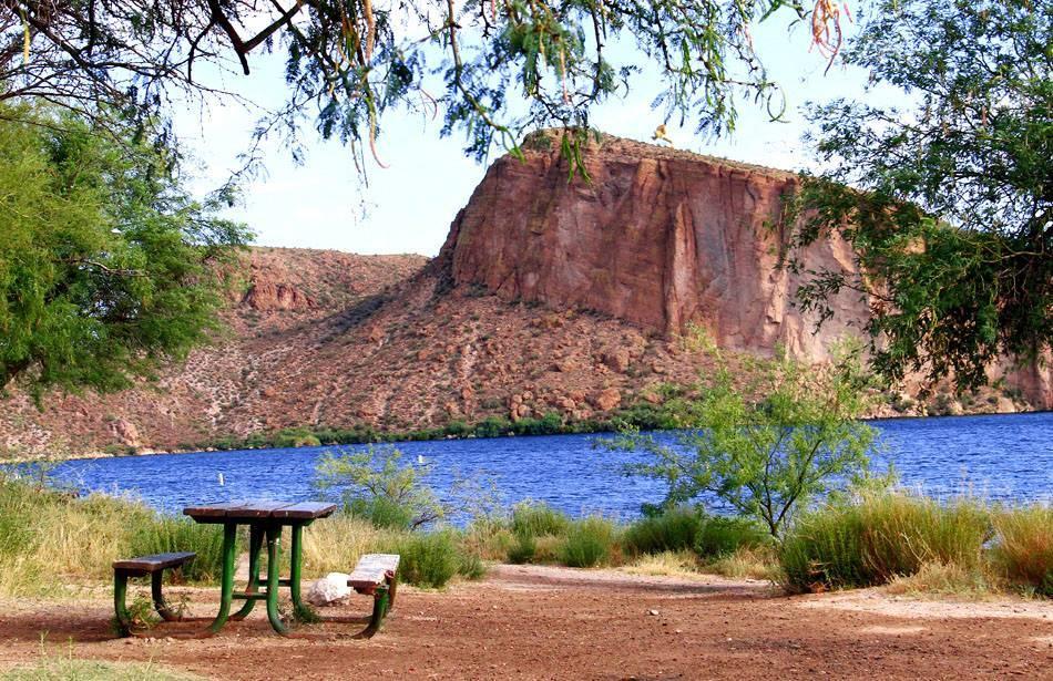 Brian England Apache Trail in Arizona
