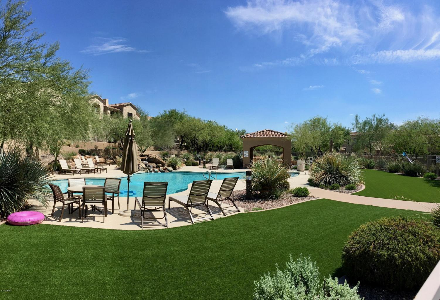 Todaro pool lounger in las sendas mesa az for Pool fill in mesa az