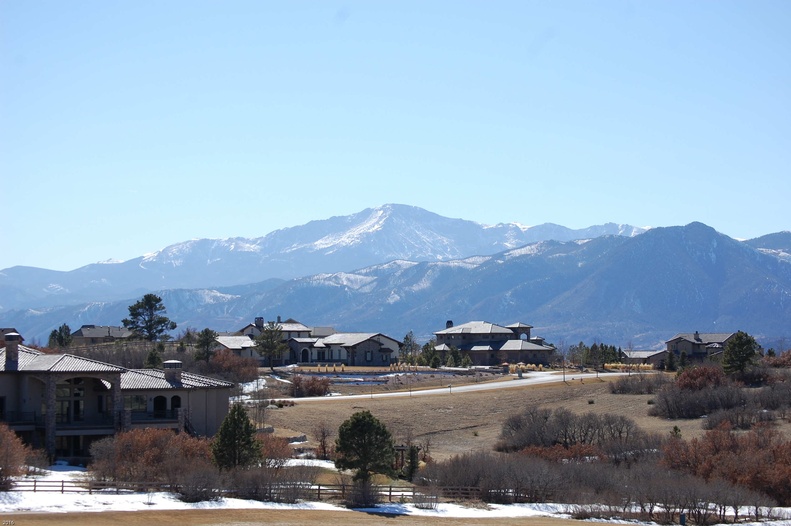 Real estate investment realtor ben townsend homes for Modern homes colorado springs