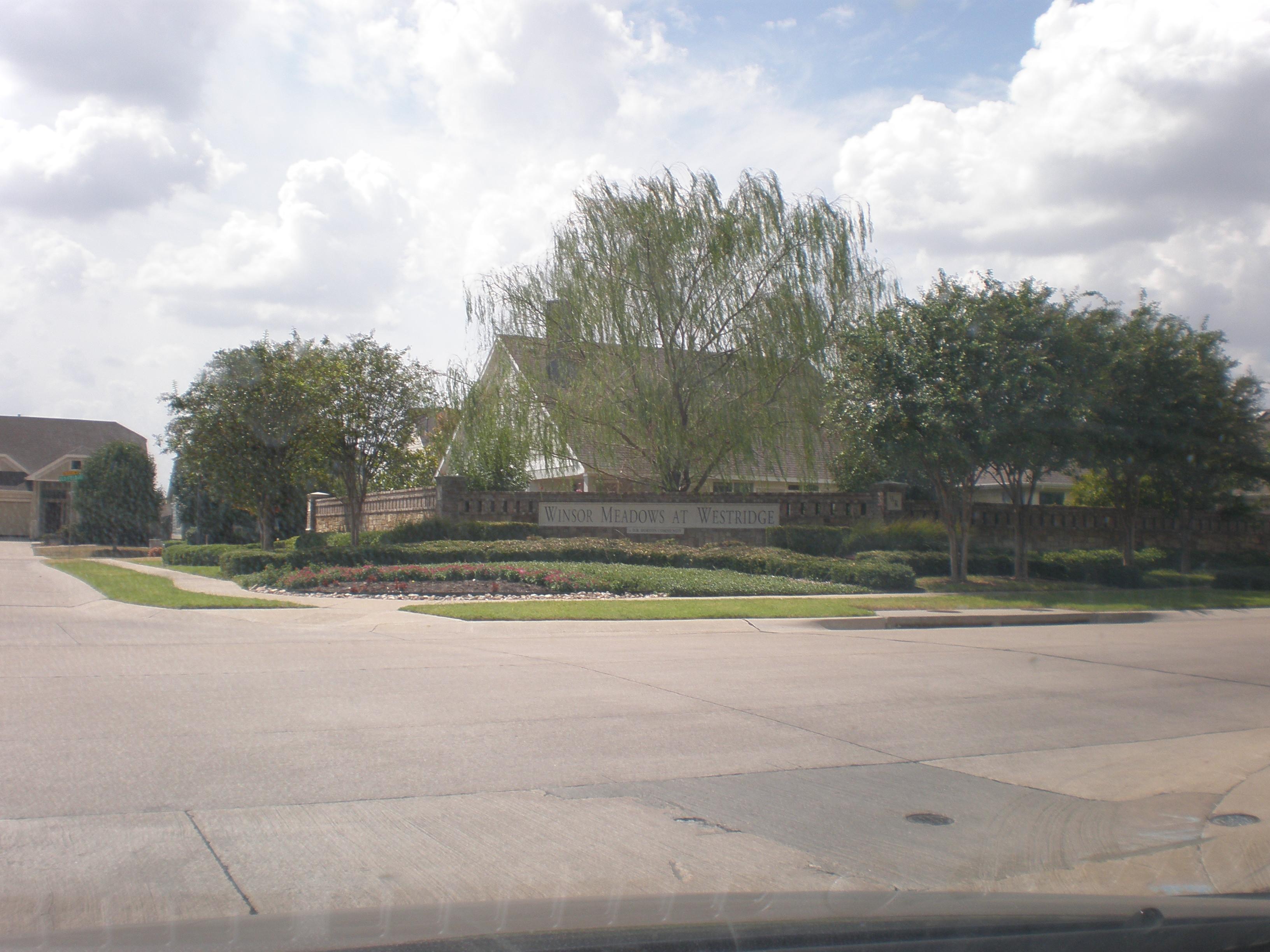 Winsor Meadows at Westrdige - McKinney, TX