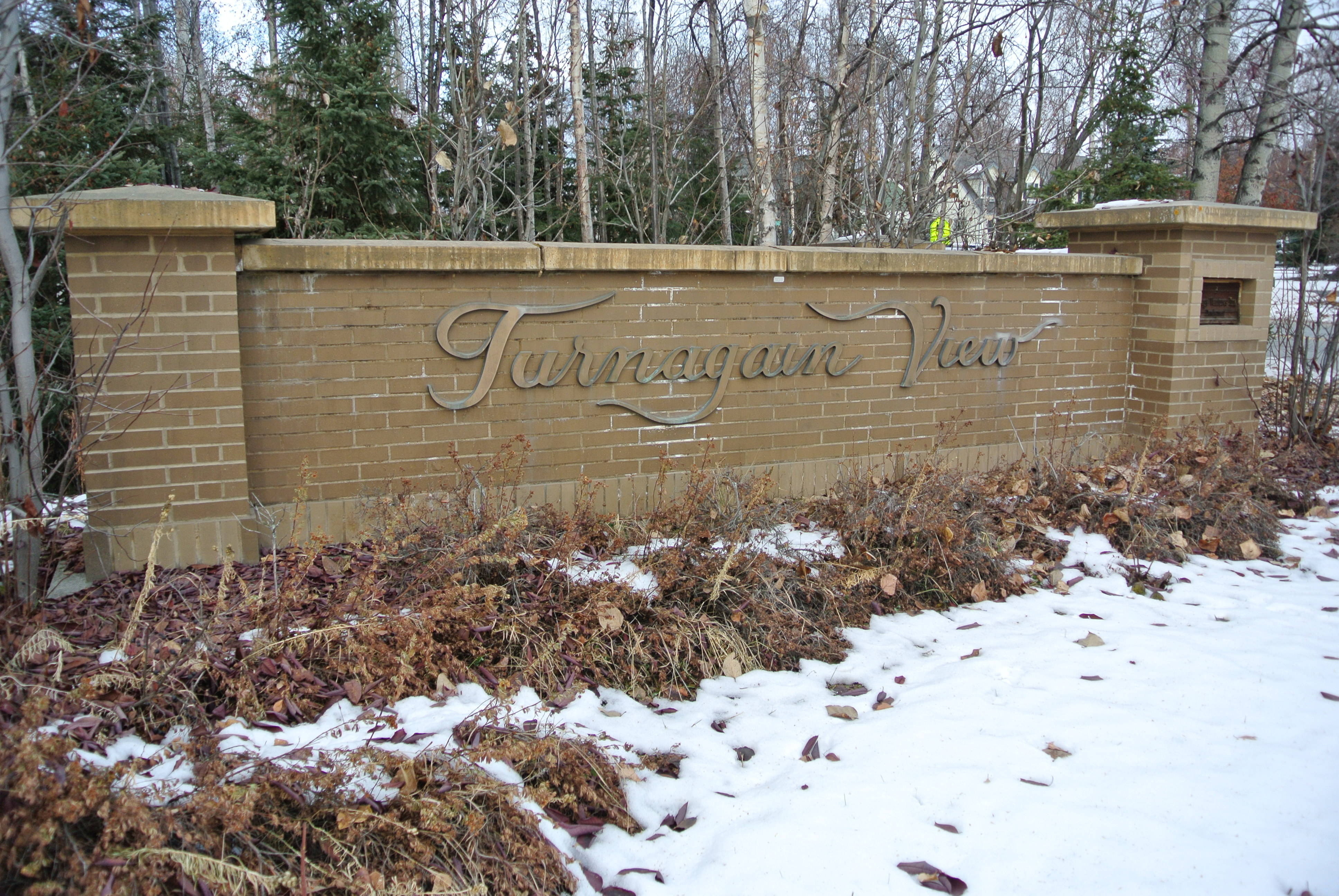 Turnagain View homes in Anchorage AK