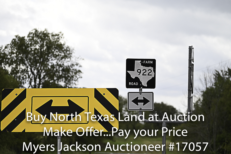 North Texas Land for Sales Buy North Texas Land at Auction in Valley View Make Your Best Offer Before it is #SoldSoldSold