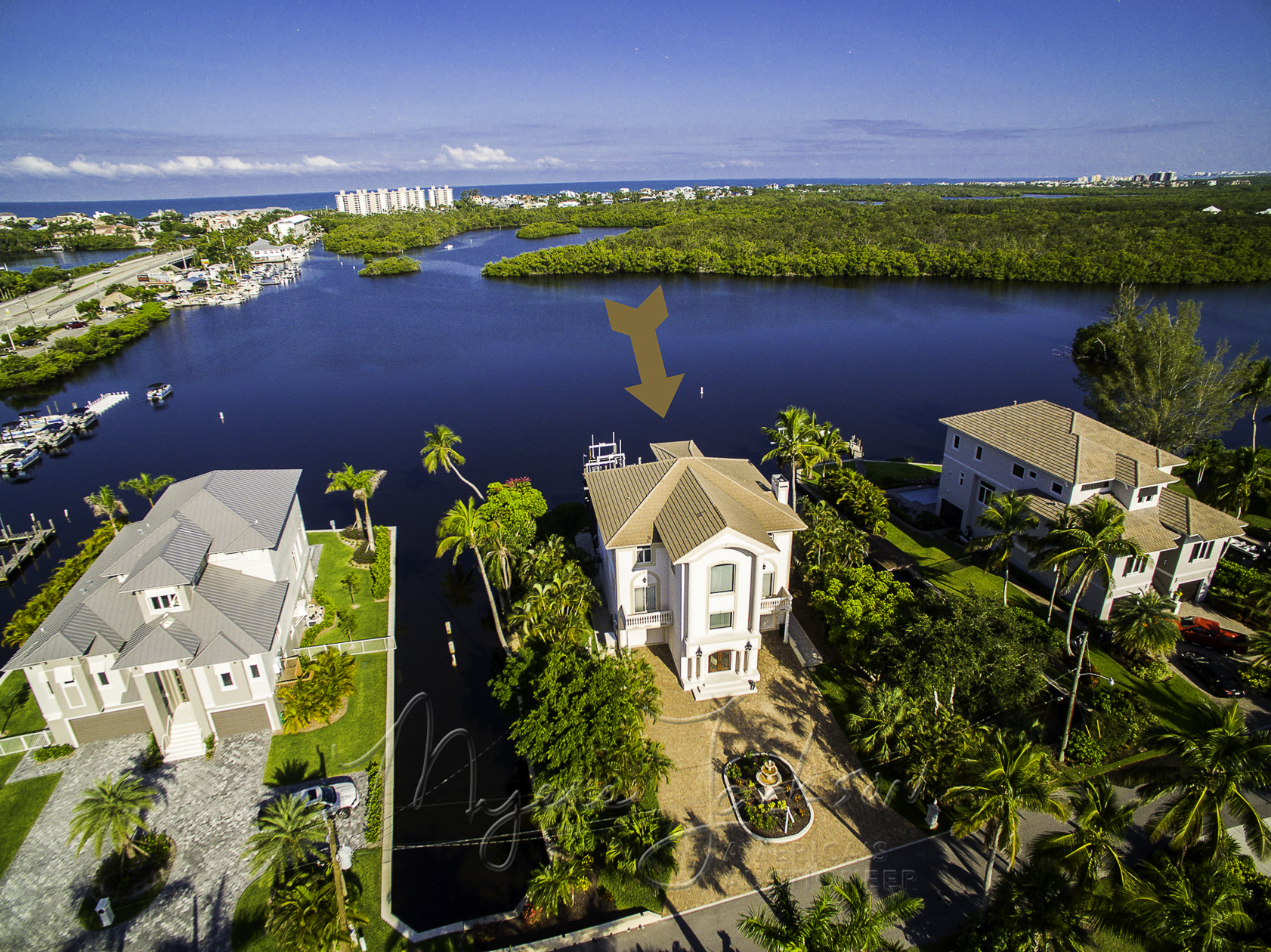 Luxury Homes in Florida near naples , fort myers