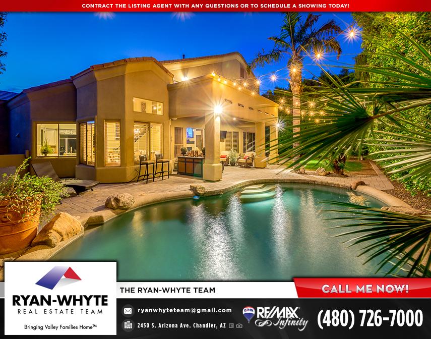 Chandler Real Estate Santorini Shores In Ocotillo