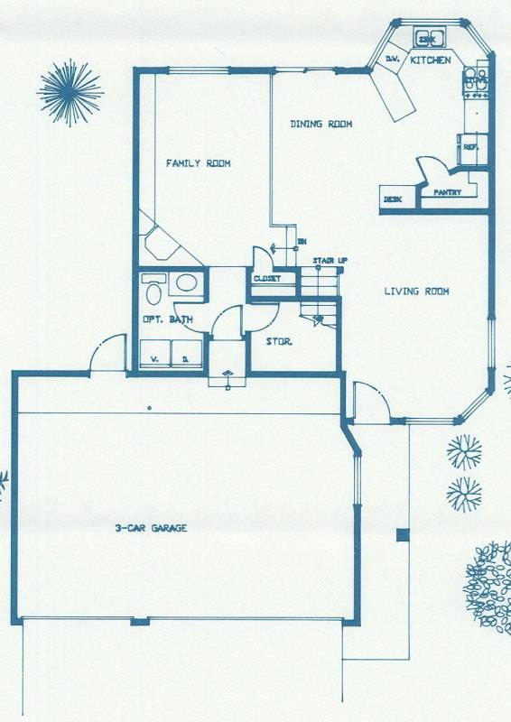 CHANDLER AZ 1283 W Glenmere Dr Crescent Village – Trend Homes Floor Plans Az