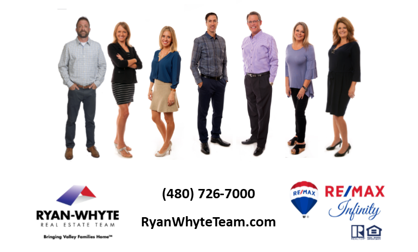 Top Chandler Realtors The Ryan Whyte Real Estate Team in Chandler Arizona Remax Infinity Bill Ryan Cory Whyte